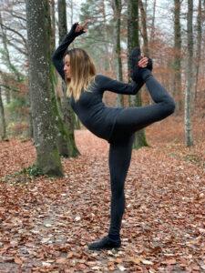 Yoga am Greifensee